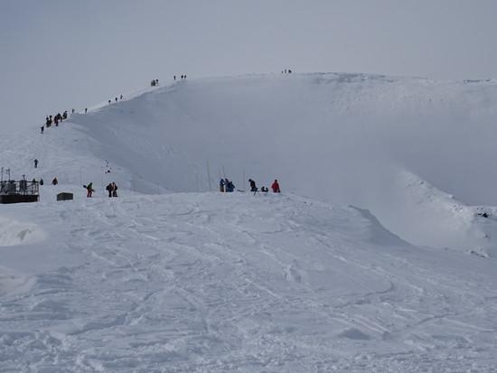 雪の降った時の一番のり|白馬八方尾根スキー場のクチコミ画像