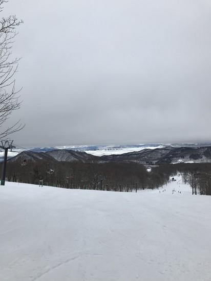 晴れたら雲海が見えました!|たんばらスキーパークのクチコミ画像