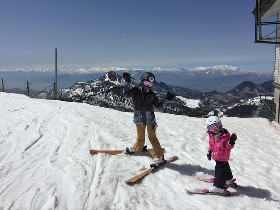 パンサイコー!|志賀高原 熊の湯スキー場のクチコミ画像