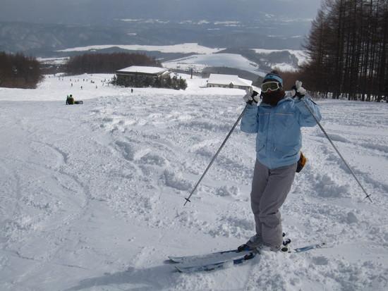雪、たっぷり!|パルコールつま恋スキーリゾートのクチコミ画像1