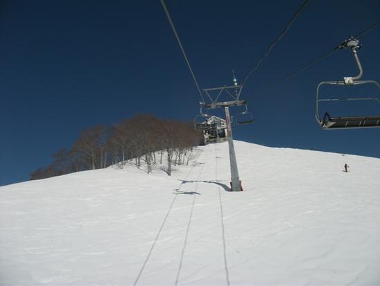 山頂からの眺めが最高|岩原スキー場のクチコミ画像