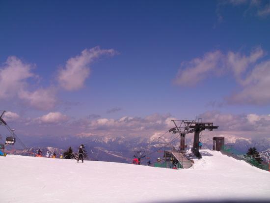 青空も見えました|かぐらスキー場のクチコミ画像