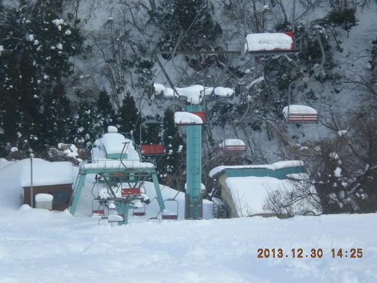 神鍋高原今シーズン初スキー|奥神鍋スキー場のクチコミ画像1