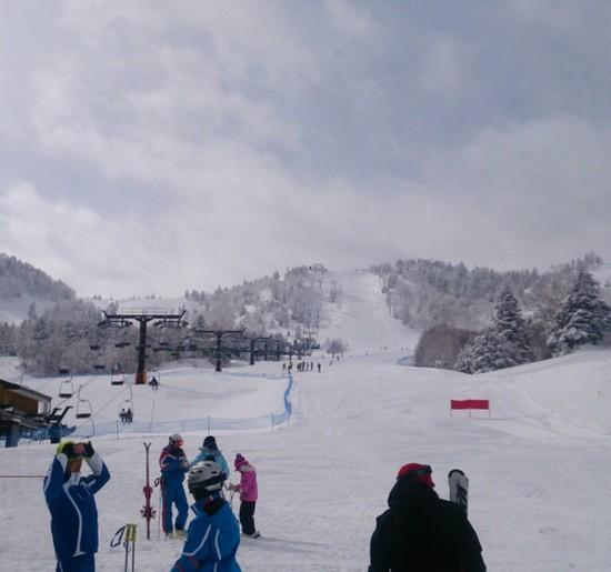 熊の湯から横手山へ|志賀高原 熊の湯スキー場のクチコミ画像