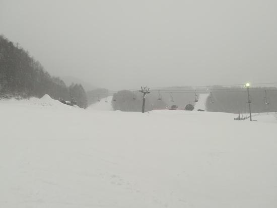 雪質がいい|八千穂高原スキー場のクチコミ画像2