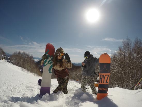 休日|ノルン水上スキー場のクチコミ画像