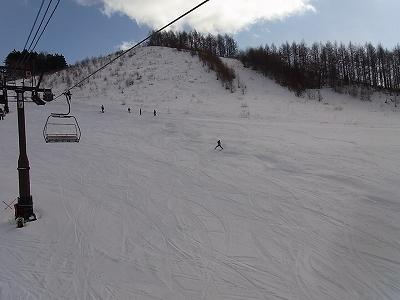 コブが成長中|信州松本 野麦峠スキー場のクチコミ画像