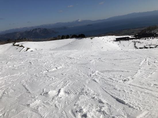 練習に良い|箱館山スキー場のクチコミ画像