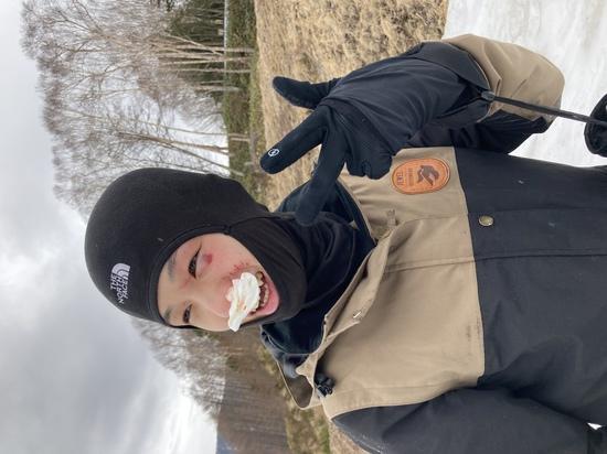 ケガをしても前向きな友人|丸沼高原スキー場のクチコミ画像
