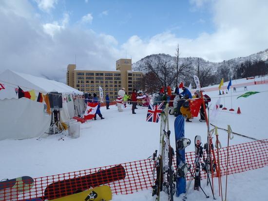 雪上運動会|岩原スキー場のクチコミ画像
