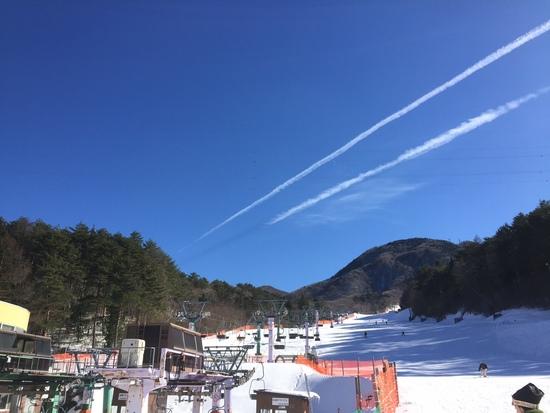 国道沿いでアクセスが楽|治部坂高原スキー場のクチコミ画像