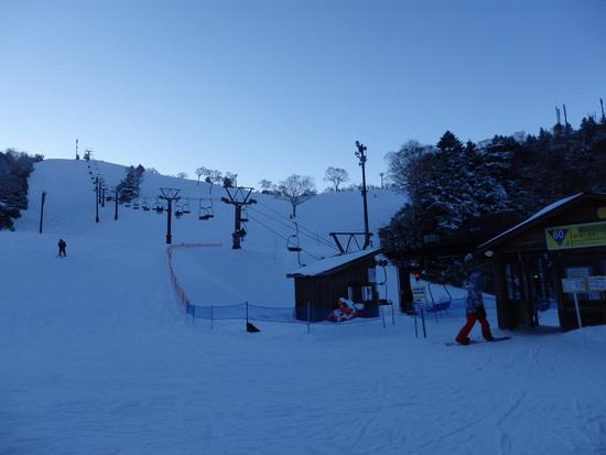 横手と熊の湯 志賀高原 熊の湯スキー場のクチコミ画像3