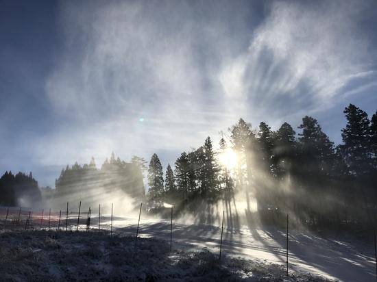 雪が無い・・・ 鷲ヶ岳スキー場のクチコミ画像2