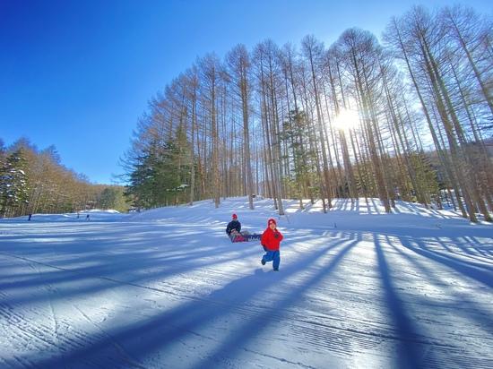 朝イチが最高|丸沼高原スキー場のクチコミ画像