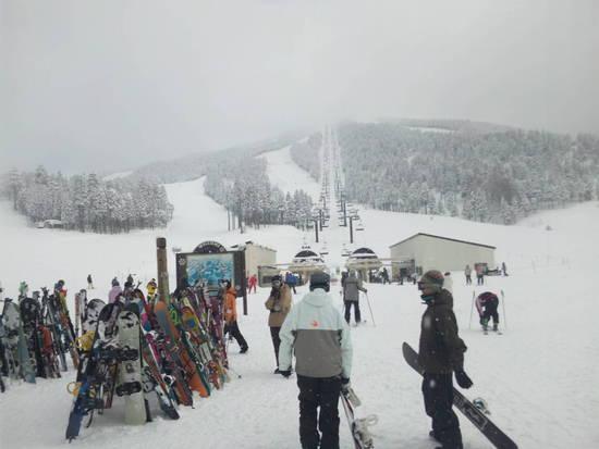 友人とジャム勝イリュージョン|スキージャム勝山のクチコミ画像