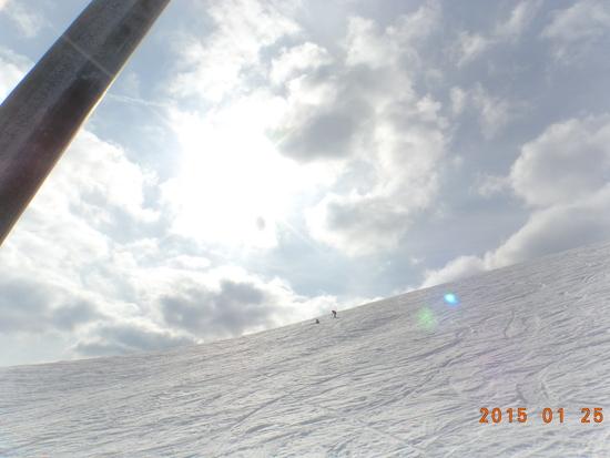 典型的なファミリースキー場|アップかんなべのクチコミ画像3