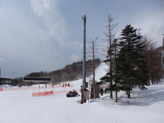 降雪があり滑りやすくなりました|サンメドウズ清里スキー場のクチコミ画像2
