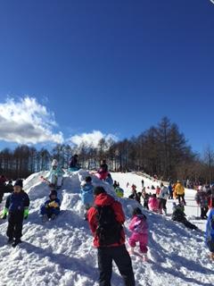 年末スキー|軽井沢スノーパークのクチコミ画像