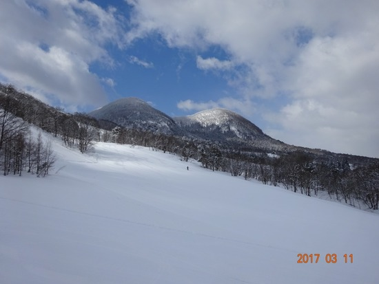 牧の入スノーパーク再開!|北信州 木島平スキー場のクチコミ画像