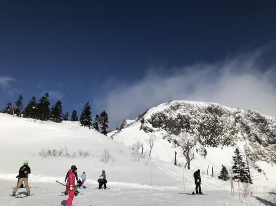 春の陽気|川場スキー場のクチコミ画像