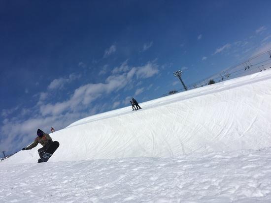 ハーフパイプ|上越国際スキー場のクチコミ画像