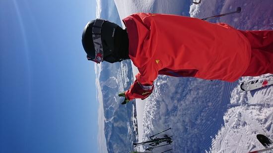 初滑り行くぜ‼️|斑尾高原スキー場のクチコミ画像
