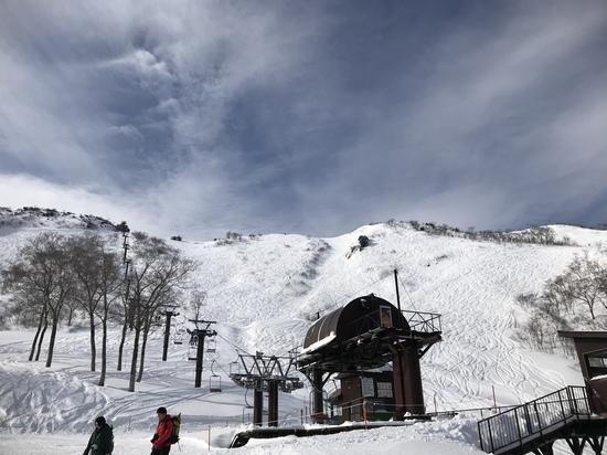 谷川岳天神平スキー場のフォトギャラリー1