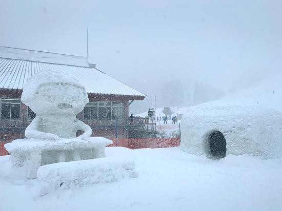 たざわ湖スキー場のフォトギャラリー3
