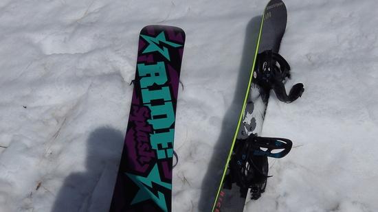 お世話になってます|かぐらスキー場のクチコミ画像