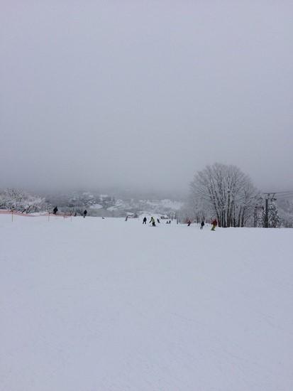 まだ早かった|赤倉温泉スキー場のクチコミ画像