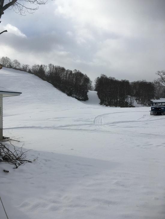 やっと。 飛騨ほおのき平スキー場のクチコミ画像2