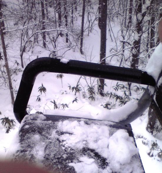 数日前からの、降雪でコース状態ベスト。|マウントジーンズ那須のクチコミ画像2