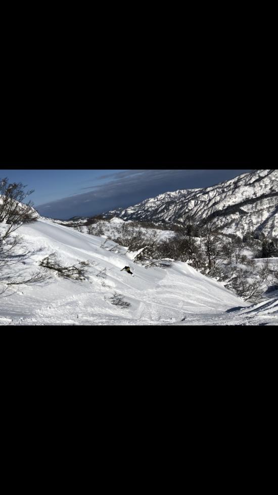 平成最後のザDAY|シャルマン火打スキー場のクチコミ画像1