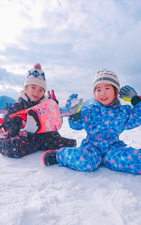 子供達大満足!|沼尻スキー場のクチコミ画像