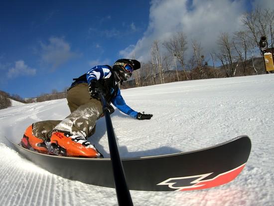 ピステバーン最高‼|スキージャム勝山のクチコミ画像