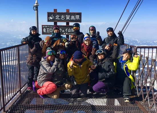 絶景とパウダーを味わうなら|竜王スキーパークのクチコミ画像