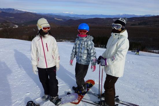 いい天気|しらかば2in1スキー場のクチコミ画像1