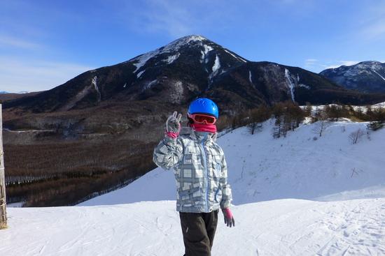 いい天気|しらかば2in1スキー場のクチコミ画像2