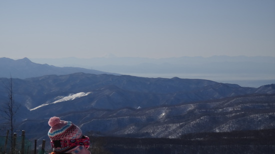 快晴!大パノラマ|ホワイトワールド尾瀬岩鞍のクチコミ画像