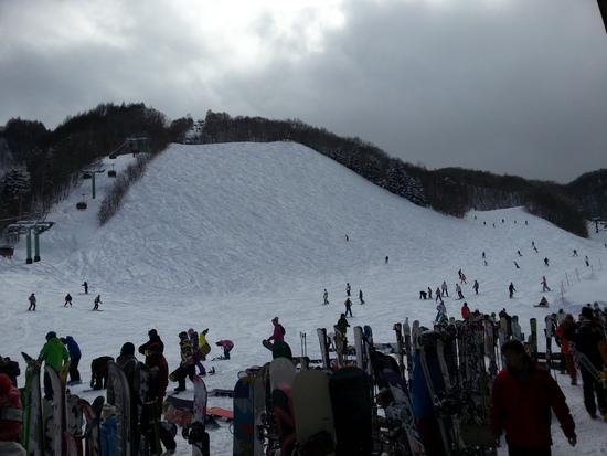 やぶはらは大人の雰囲気♪|やぶはら高原スキー場のクチコミ画像