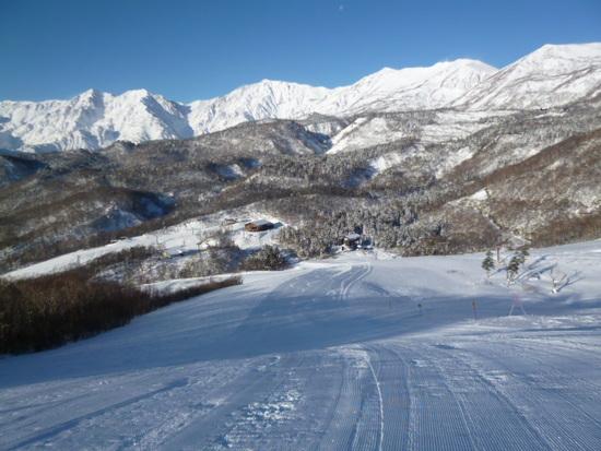 初滑り 栂池|栂池高原スキー場のクチコミ画像
