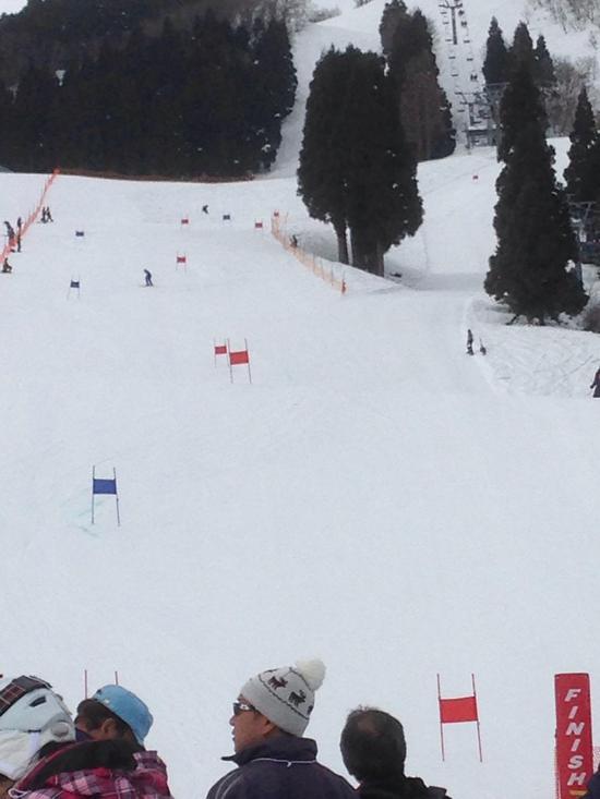 大会バーン最高|神鍋高原 万場スキー場のクチコミ画像