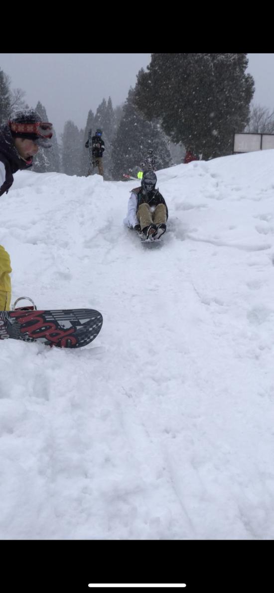最後まで楽しむ|妙高杉ノ原スキー場のクチコミ画像
