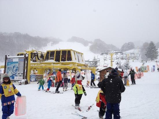 ファミリースキーにはイイ|かたしな高原スキー場のクチコミ画像