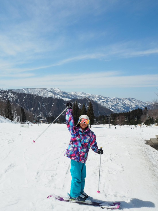 子ども連れに優しいスキー場。 湯沢中里スノーリゾートのクチコミ画像
