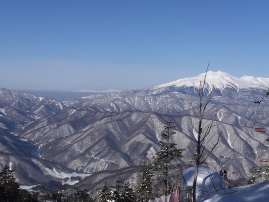 ゲレンとリフトが待っててくれます|信州松本 野麦峠スキー場のクチコミ画像