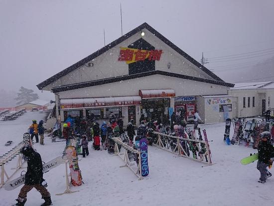 いい雪 水上宝台樹スキー場のクチコミ画像2