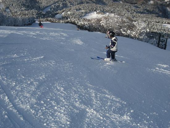 やっぱり広い|スキージャム勝山のクチコミ画像