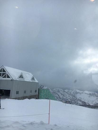 天気がイマイチ。|KIRORO SNOW WORLDのクチコミ画像