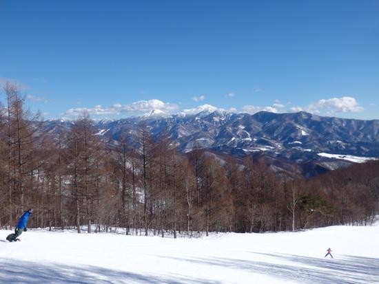 急斜面が豊富|オグナほたかスキー場のクチコミ画像